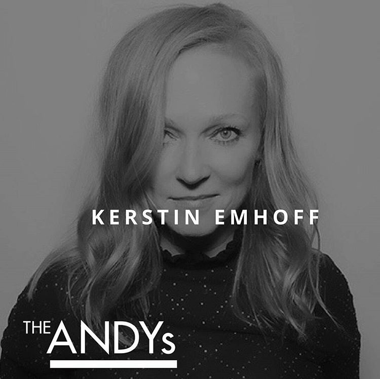 Prettybird Kerstin Emhoff On Board The Andy Awards 2018 Jury