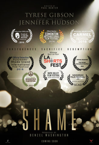 "PRETTYBIRD » Paul Hunter's ""Shame"" to Screen at Napa Valley"
